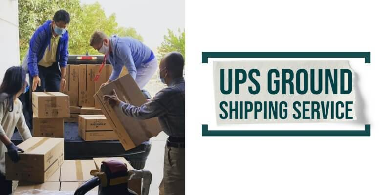 Ups ground shipping service: All you need to know