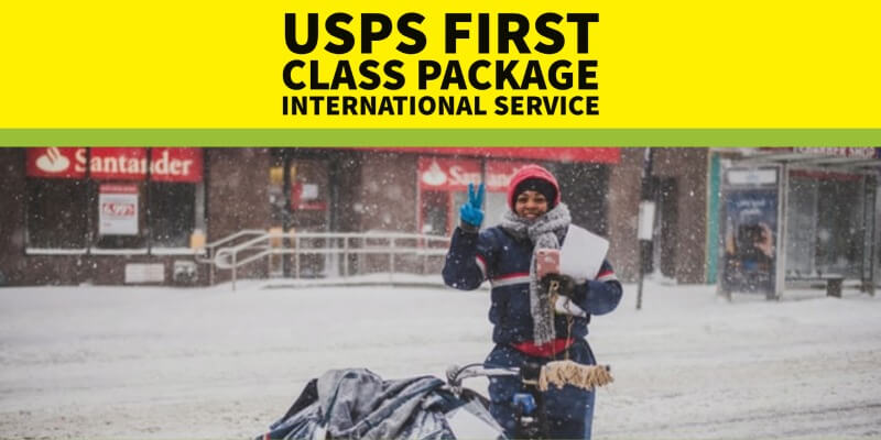 USPS first class package international service, detailed guide