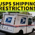 shipping restriction of USPS