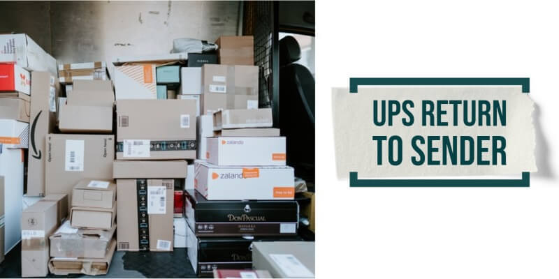 UPS return to sender: What should you do