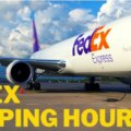 FedEx Shipping Hours: How it Varies?