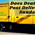 Does Deutsche Post Deliver on Sunday? Things you should know