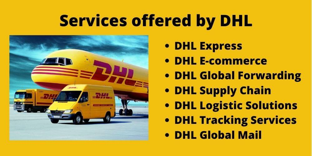 What Does DHL Stand For and what services it offers