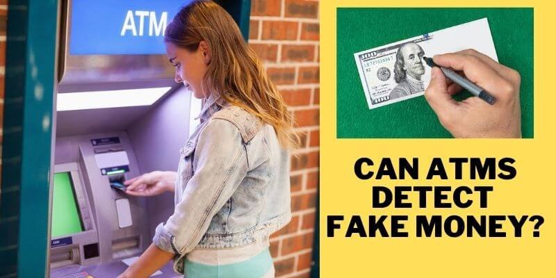 Can ATMs detect fake money