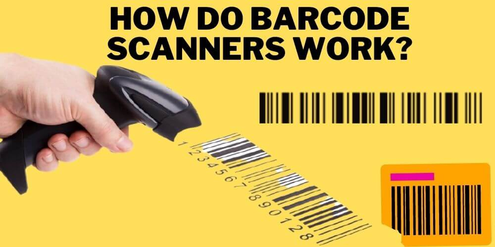 How do barcode scanners work