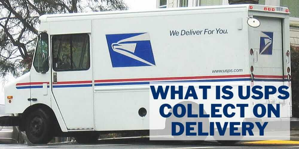 what is usps collect on delivery